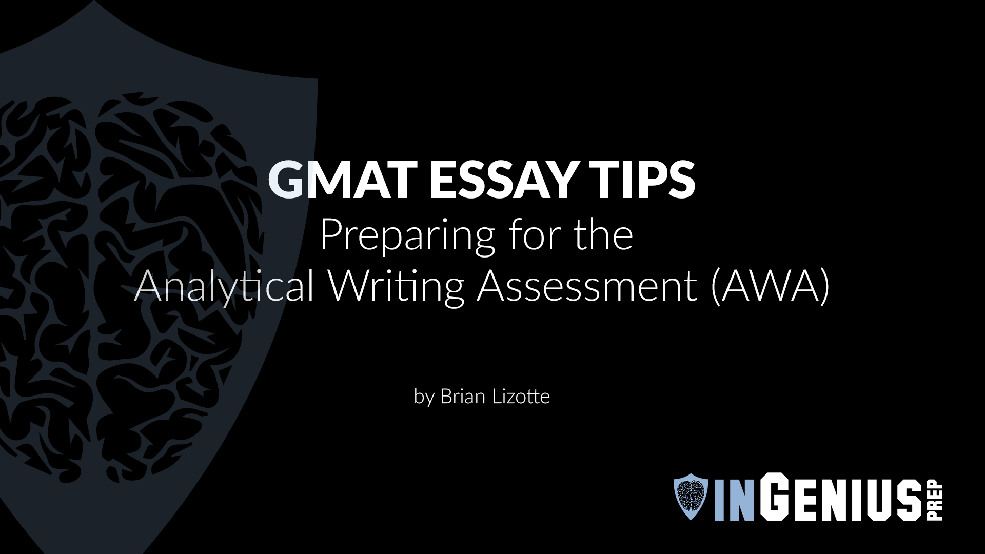 Gmat essay tips preparing for the analytical writing assessment