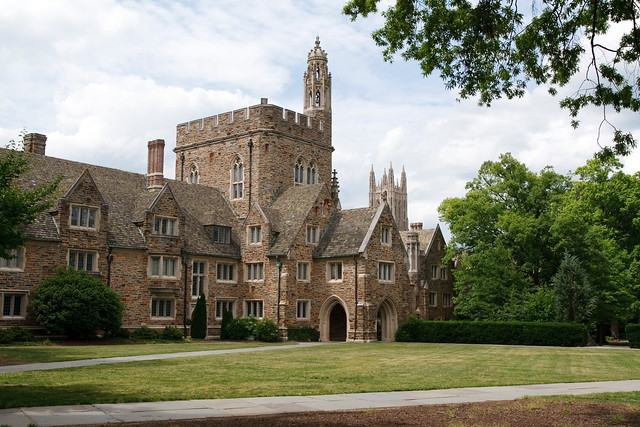 How to Get Into Duke