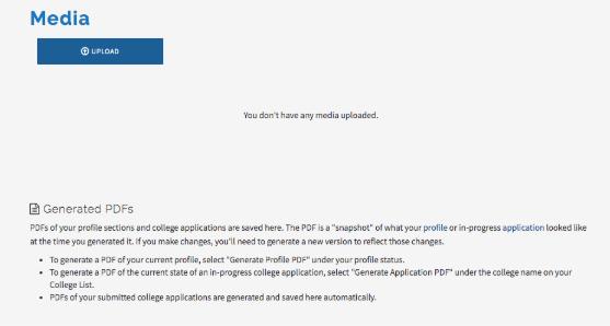 the common app vs. the coalition application